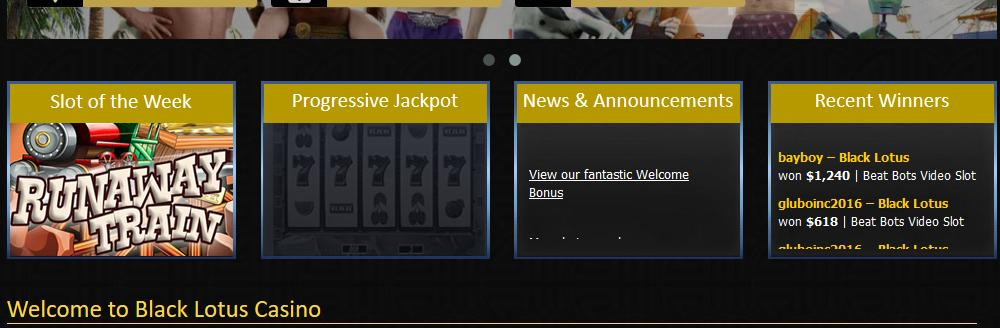 Black Lotus Casino Support 2